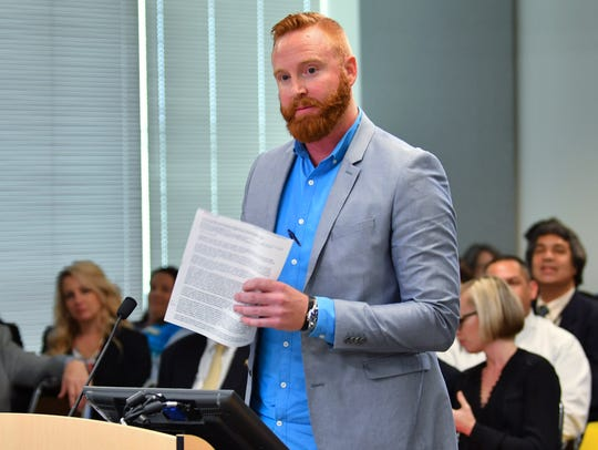 Shane Burgman, one of the founders and director of