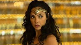 "Gal Gadot reprises her superhero role in ""Wonder Woman 1984."""