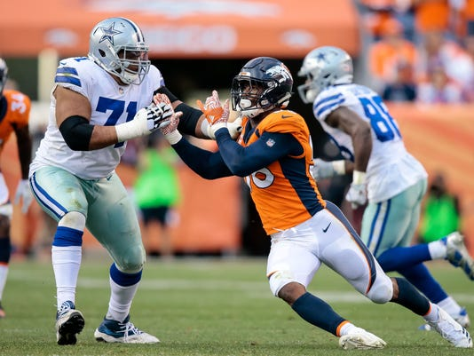 NFL: Dallas Cowboys at Denver Broncos
