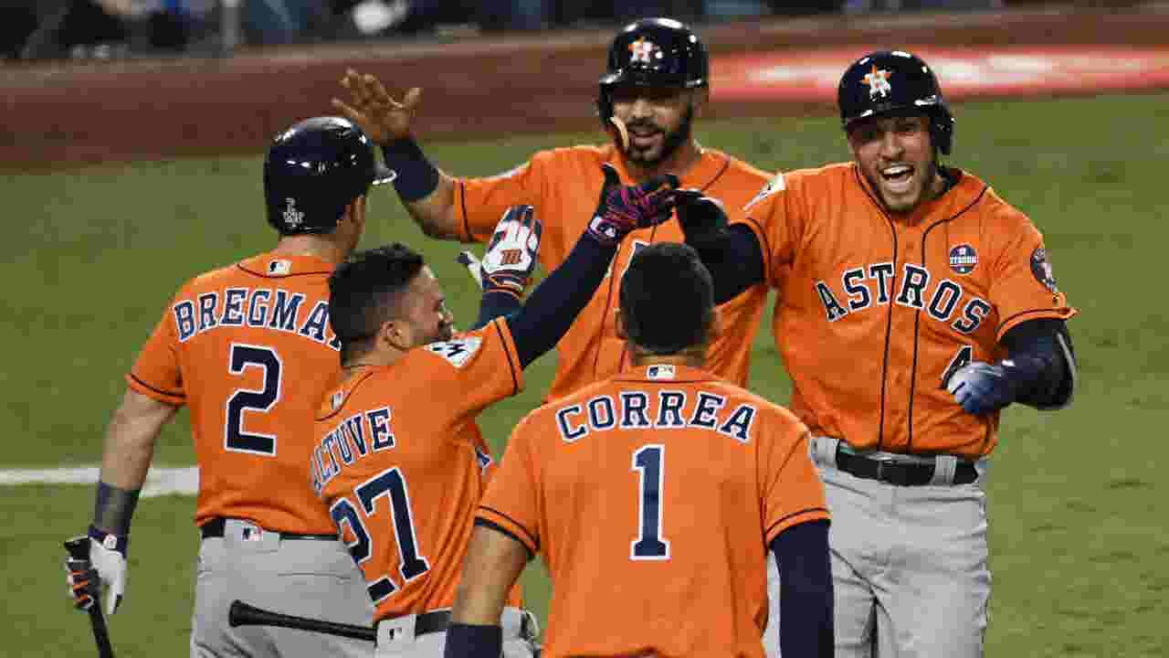 2018 MLB predictions  World Series 7279d7727e4