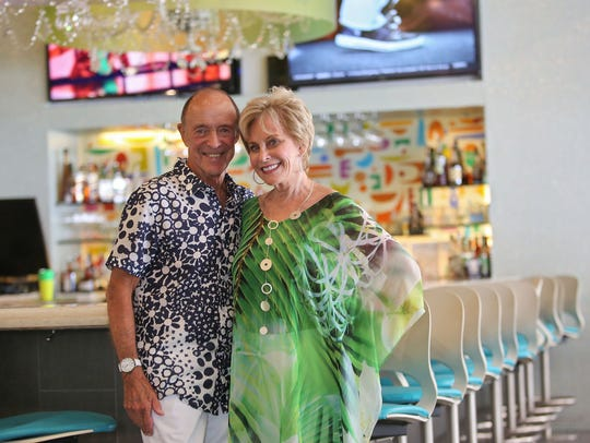Jerry and Barbara Keller own Lulu California Bistro