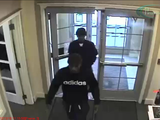 Canandaigua National Bank robbery
