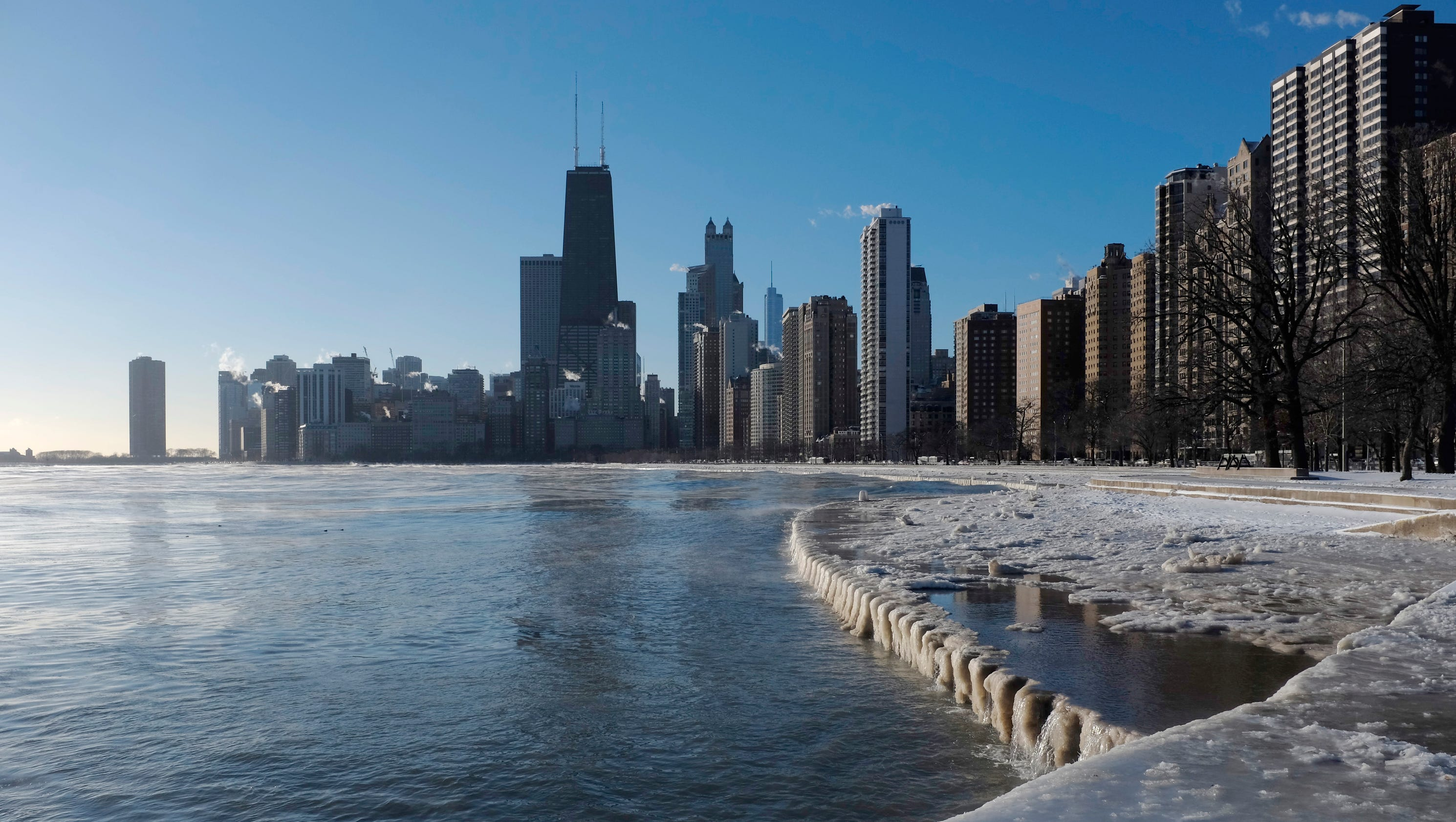 sick of winter  january thaw on the way
