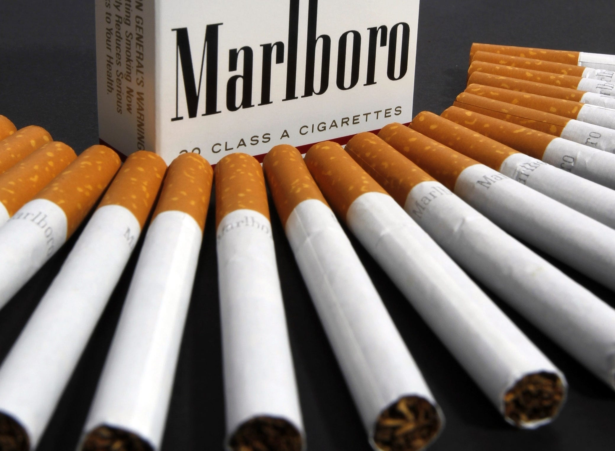 What to replace cigarettes 91