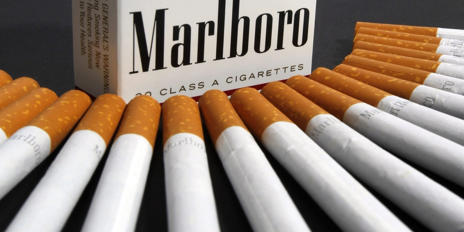 Philip Morris says its New Year's resolution is to stop smoking