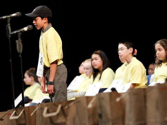 The Countywide Spelling Bee