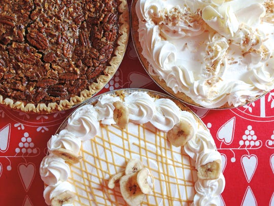 The Bakery Off Augusta serves up cakes, pies, cookies
