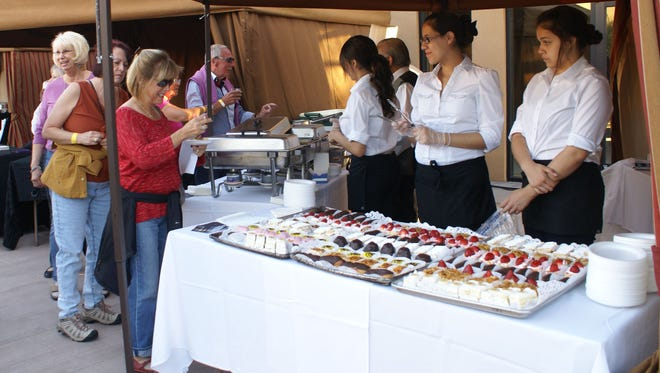 A Taste of Cave Creek will be celebrated Wednesday and Thursday, Oct. 14-15.