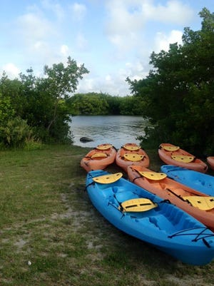 Local lagoon-based business and organizations will host paddling day-trips along the Lagoon Saturday as part of the IRL Paddle Adventure event.