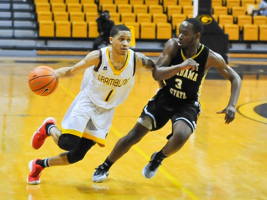 Ivy Smith, Jr. paced Grambling State with a game-high 21 points against Southern on Saturday