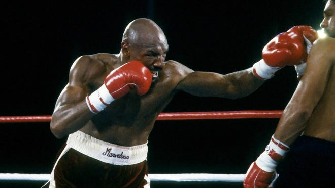 Forty years ago, Marvelous Marvin Hagler became middleweight champion of the world.