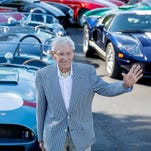 Visionary engineer and Ford GT40 godfather Roy Lunn dies at 92