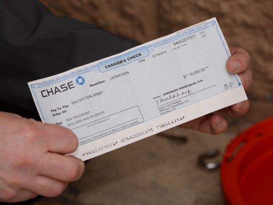 SHR Charitable giving 1218