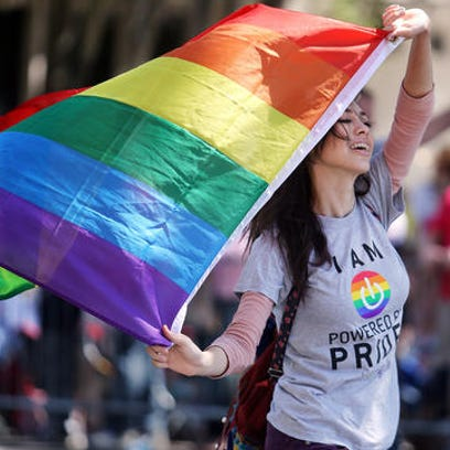 U.S. District Judge Robert Hinkle on Thursday struck down Florida's constitutional ban on same-sex marriage.