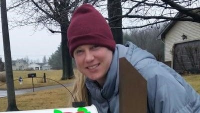 """A photo of Katherine """"Katie"""" JoAnne Brooker, who police are asking for help locating after she went missing from Mercy Hospital in Iowa City on March 10."""