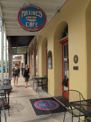 Maxine's Cafe has received $19,500 in coronavirus relief grants from the Bastrop Economic Development Corporation.