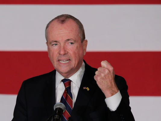 Bill Clinton Campaigns With Democratic NJ Gubernatorial Candidate Phil Murphy