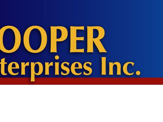 Cooper Enterprises is located on Curtis Drive in Shelby.