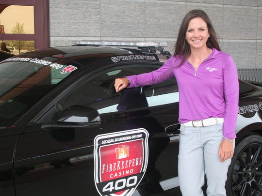 Defending champ Maddie Sheils will be back in Battle Creek this summer to play in the FireKeepers Casino Hotel Championship.