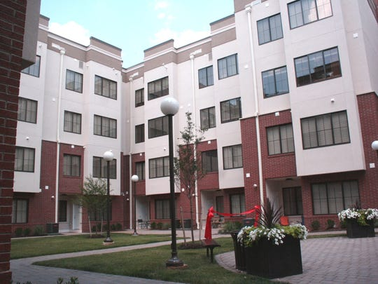 The Lofts is one of the few redevelopment projects finished in the Lincoln Boulevard corridor in Middlesex Borough.