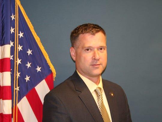 Hunterdon County Prosecutor's Office Detective Matthew