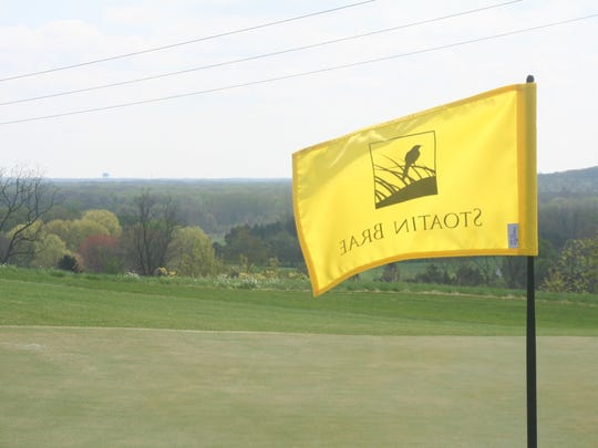 Stoatin Brae is a wide open new course in Augusta that sits on one of the highest points in Kalamazoo County.