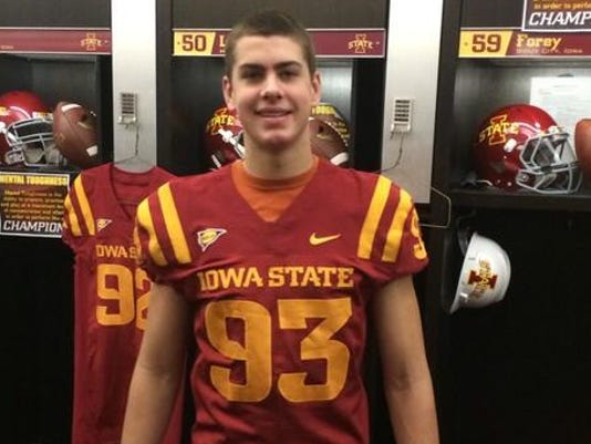sale retailer 5154f a4ddd Waukee DL Anthony Nelson to play at Iowa State