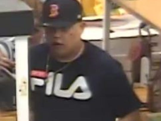 Springettsbury Townshiop Police are asking for help in identifying this man, suspected of theft at the Kohl's in the township.