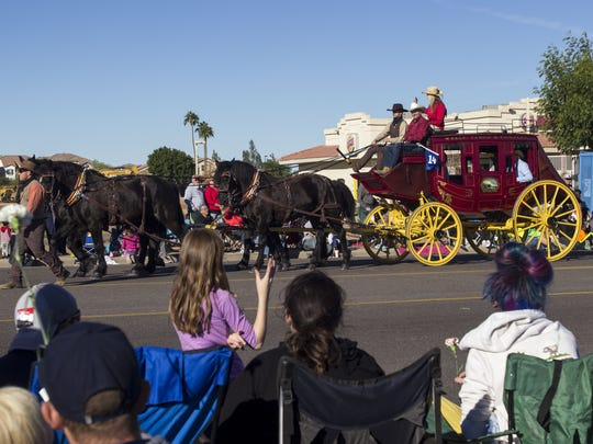 11/17-19: Gilbert Days & Gilbert Days Parade |  Celebrate Gilbert's heritage and history with three days of activities that are fun for the whole family. A water-tower lighting and concert featuring Cisco and the Racecars kick off the festivities on Thursday. A mile run and 5K take place at Freestone Park on Friday. The festivities conclude with a parade in downtown Gilbert on Saturday. | Details: Concert is at 6:30 p.m. Thursday, Nov. 17, at Water Tower Plaza, 45 W. Page Ave. Free. Festivities at the 5K and mile run begin at 4:30 p.m. Friday, Nov. 18, at Freestone Park, 1045 E. Juniper Ave. Spectators are free. Registration details at gilbertaz.gov. The parade is held in the Gilbert Heritage District at 8:30 a.m. Saturday, Nov. 19. 480-503-6200, gilbertaz.gov.