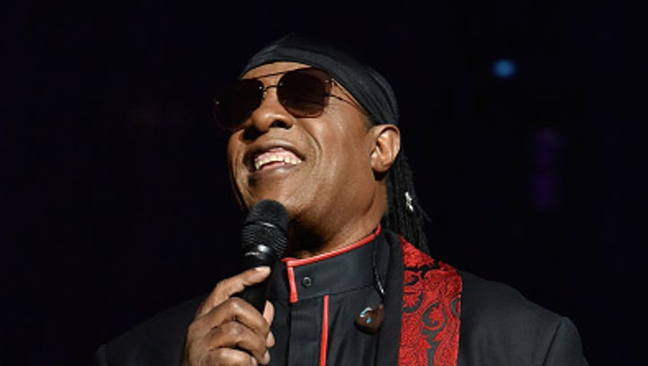 'Signed, Sealed, Delivered.' Stevie Wonder first celebrity announced for Kentucky Derby 2018