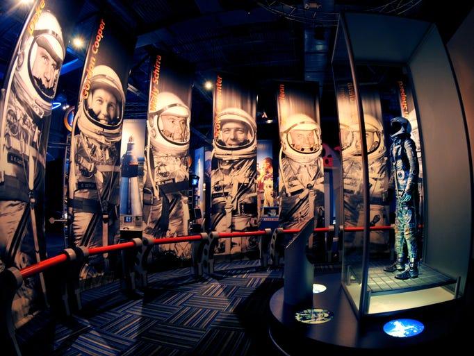 astronaut hall of fame fl - photo #33