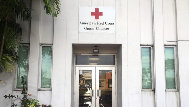American Red Cross Guam Chapter office in Hagåtña.