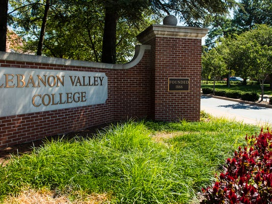 Lebanon Valley College campus pictured on August 25, 2015. Jeremy Long -- Lebanon Daily News