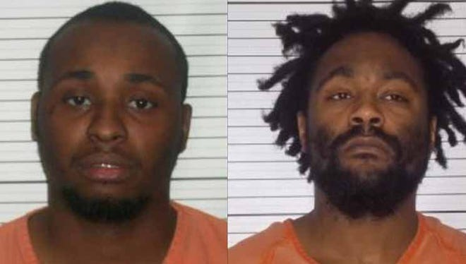 Marion residents Shiloh S. Jackson and Sylvester E. Jones II were charged with felony drug offenses in Marion Municipal Court on Monday.
