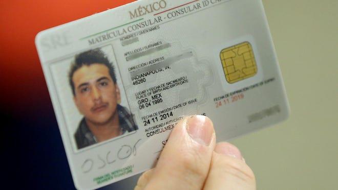 A consular ID