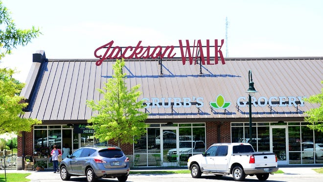 Jackson Walk, located in downtown Jackson, features restaurants, a grocery story, apartment complex and other businesses.