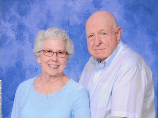 Anniversaries: Jerry Harbath & Vicki Harbath