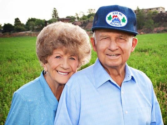 Anniversaries: Jewell Frei & Shelby Frei