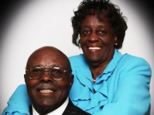 Anniversaries: Granville Jr. Lyons & Anna Lyons