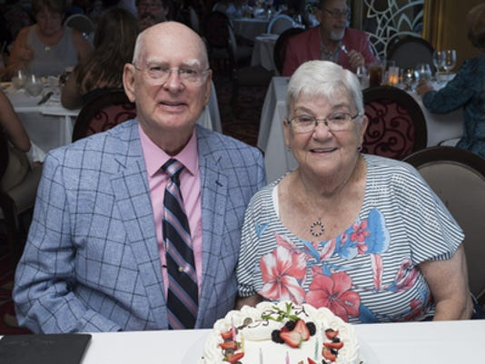 Anniversaries: Joanne Gibson & Donald Gibson