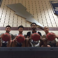 'Fantastic four' power Timber Creek boys' basketball