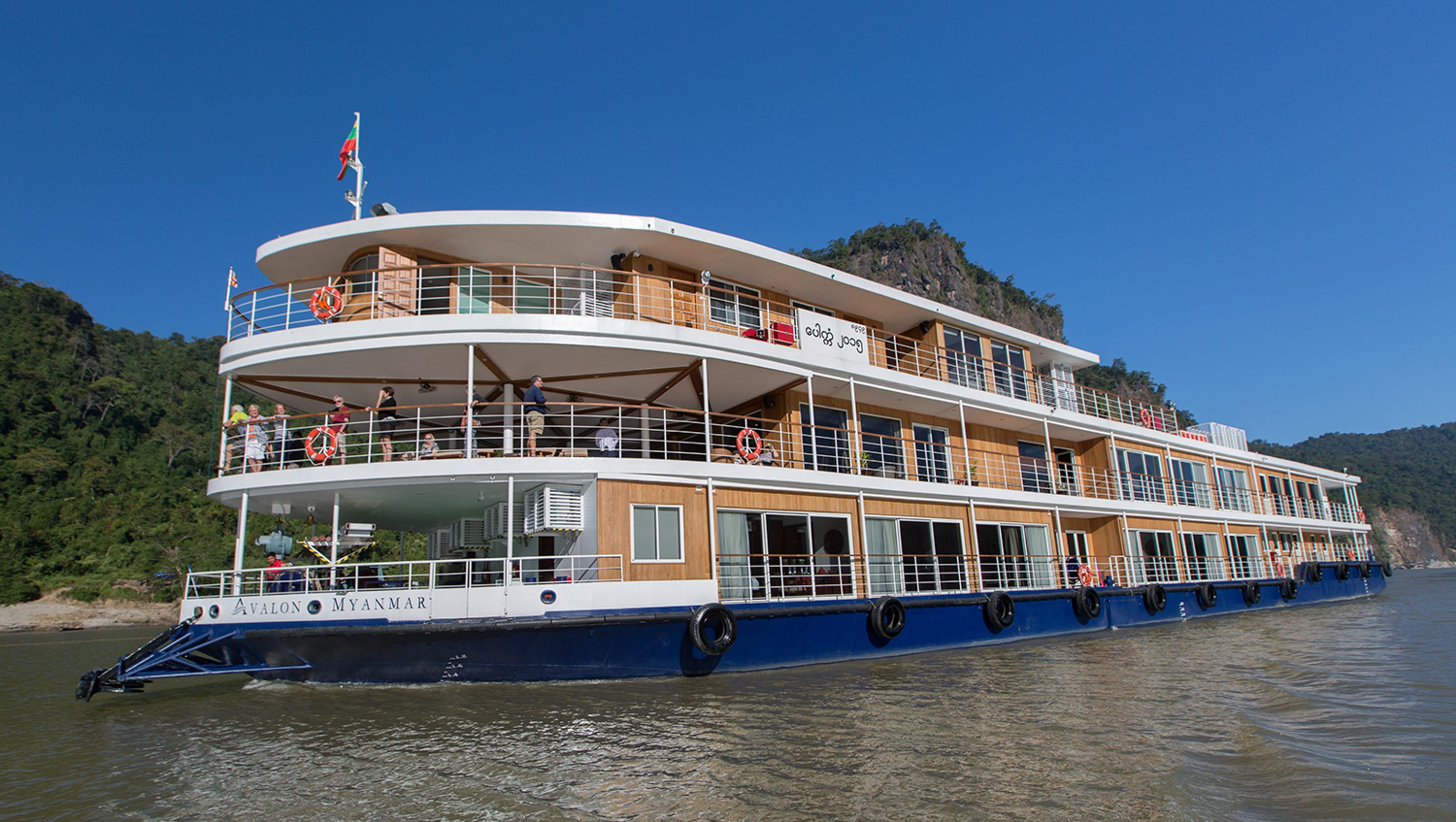 Avalon River Cruise Tours