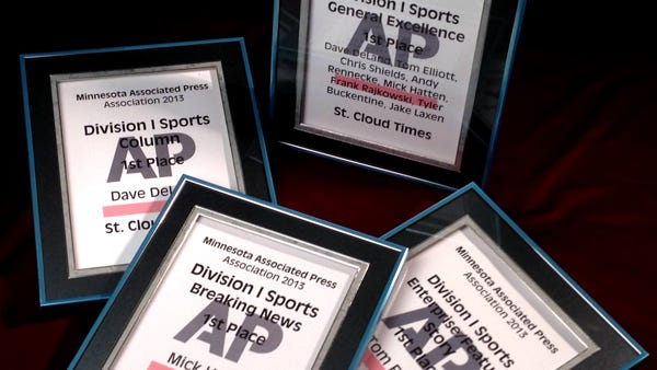 Sports AP awards