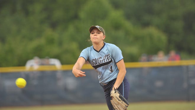 Enka senior Courtney Pearson