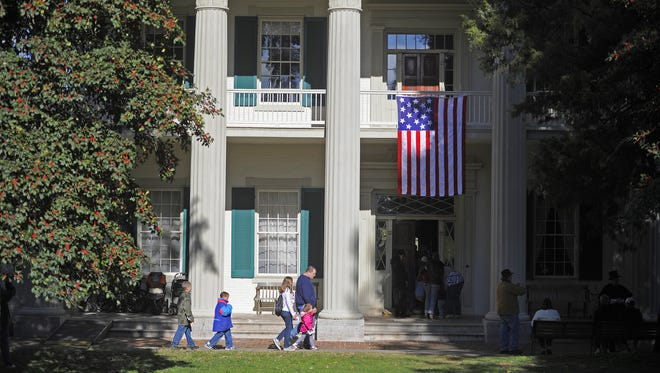 A number of free activities at The Hermitage are available to visitors to commemorate the Battle of New Orleans.