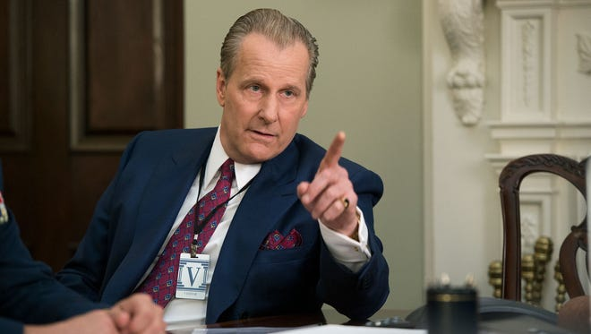 "Jeff Daniels stars as FBI counterterrorism chief John O'Neill in Hulu's ""The Looming Tower."""