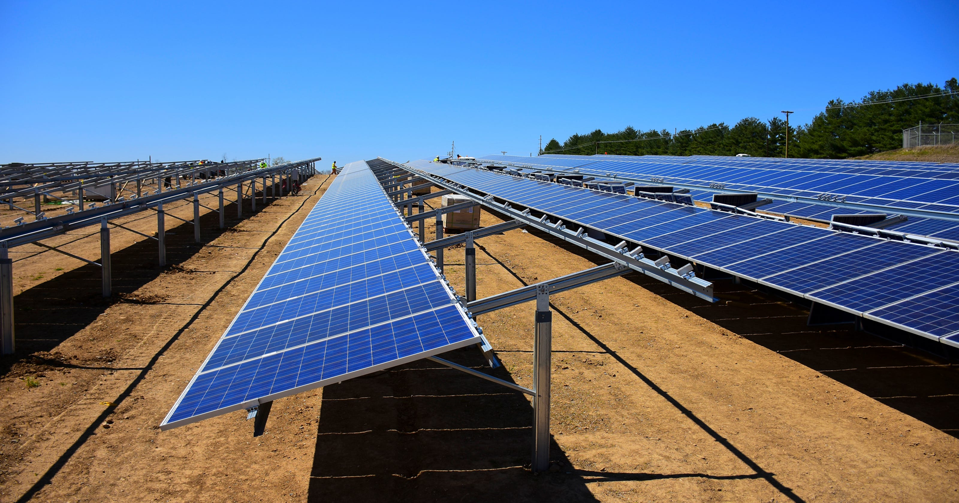 State Farm Bill Pay >> Solar farm promises to be Kentucky's biggest yet