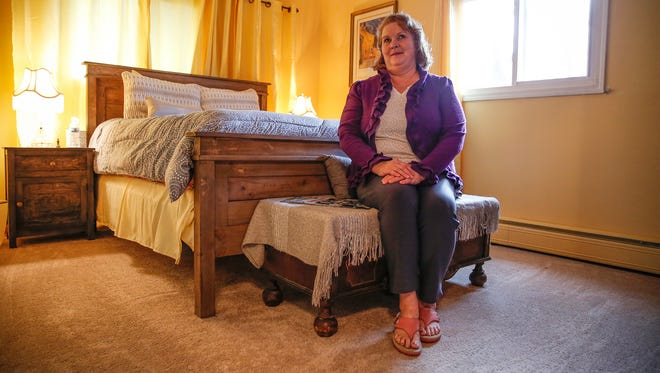 """Marsha McCormack has been renting out a room in her home on Altam Avenue in Carmel, Ind., ever since the 100th running of the Indianapolis 500. """"I just couldn't stand to watch people get scammed,"""" she said. """"I charged $69 a night."""""""