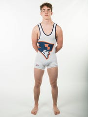 Calvin Martin of William Blount on Monday, March 26, 2018. 2018 News Sentinel Sports Awards