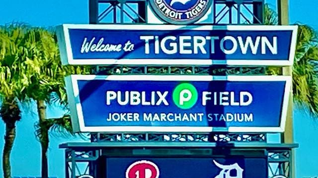 Michiganders will feel immediately at home at Lakeland's Tiger Town.